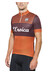 Santini L'Eroica Gaiole in Chianti - Maillot manches courtes Homme - orange